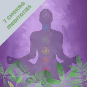 Chakra meditaties